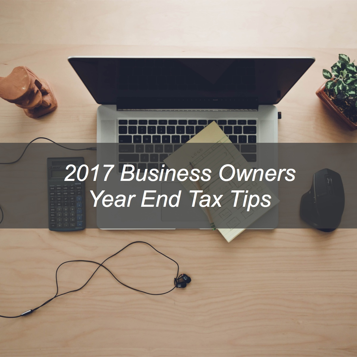 5 Small Business Tax Planning Tips
